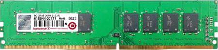 Transcend pomnilnik (RAM) DDR4 8GB PC2133 U-DIMM