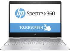 HP prenosnik Spectre x360 13-w001nn i7-7500U/8GB/256/IntelHD/Win10H (Z5F88EA)