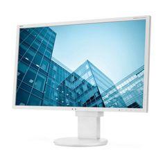 NEC IPS LED monitor MultiSync EA244WMi, bel