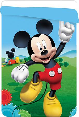 Jerry Fabrics Mickey egér paplan, 180x260 cm