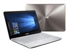 Asus prenosnik N552VX-FY209TS i7-6700HQ/8GB/1TB + 256GB SSD/GTX950M/15,6/Win10