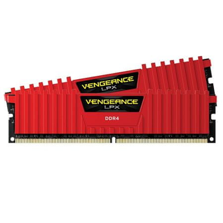 Corsair pomnilnik (RAM) DDR4 Vengeance LPX, 16GB PC2133