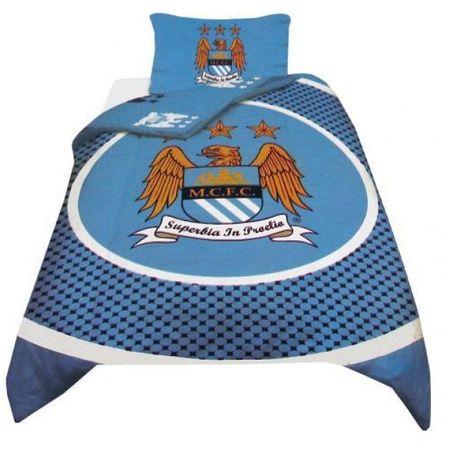 Manchester City obojestranska posteljnina (7078)