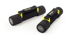 Kettler ročke za aerobiko Basic (7373-500), 2 x 0,5 kg, črno-rumene