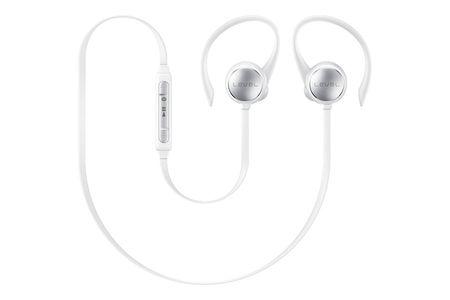 Samsung brezžične slušalke Level Active, bele (EO-BG930CWEGWW)