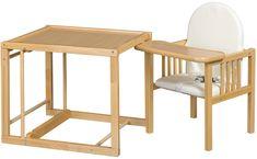 COSING Bukowe krzesełko do karmienia Viktoria