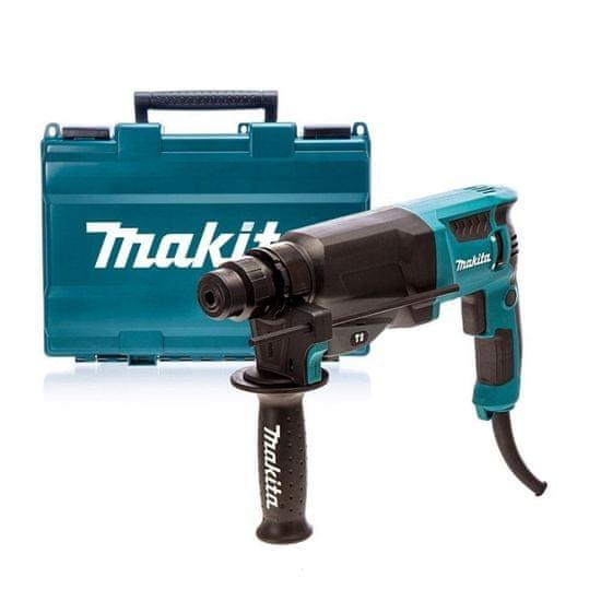 Makita HR2630T fúró-vésőkalapács 800W