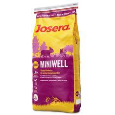 Josera sucha karma dla psa Miniwell - 15kg