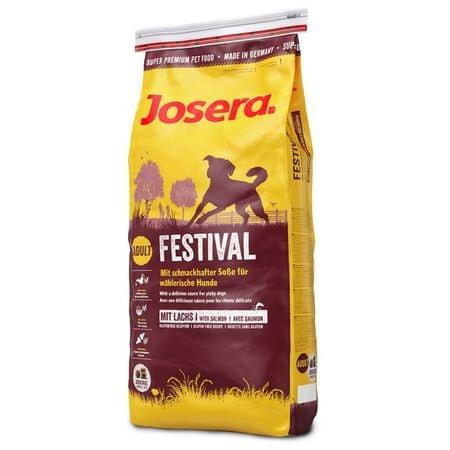 Josera hrana za odrasle pse Festival, 15 kg