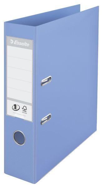 Pořadač pákový Esselte No.1 POWER A4 7,5 cm Solea modrá