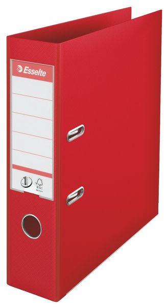 Pořadač pákový polypropylen Esselte No.1 POWER A4 7,5 cm červený