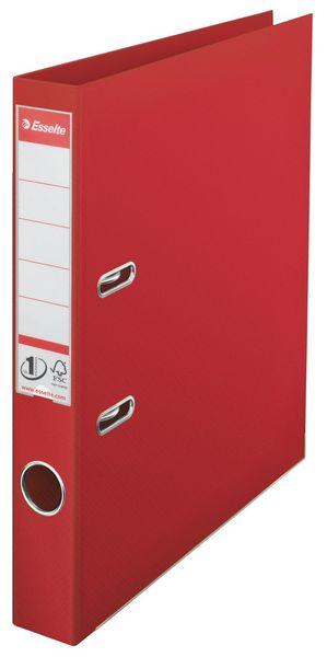 Pořadač pákový polypropylen Esselte No.1 POWER A4 5 cm červený