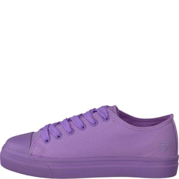 Tamaris dámské tenisky 39 fialová