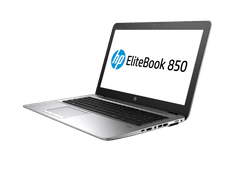 HP prenosnik EliteBook 850 G3 i7/8GB/256GB/LTE, Win7/10 Pro (T9X35EA)