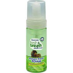 TropiClean żel do pielęgnacji zębów i dziąseł psów i kotów Fresh Mint Foam - 133 ml