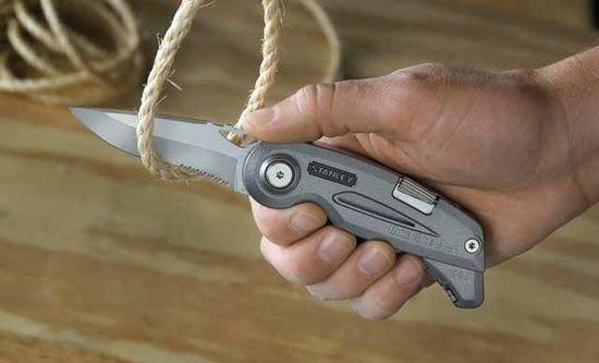 Stanley večnamenski nož QuickSlide