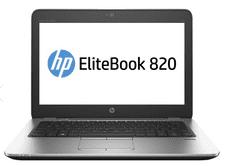 HP prenosnik EliteBook 820 G3 i5-6200U/8GB/256/IntelHD/Win10 Pro (Y3B65EA)