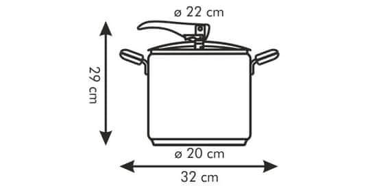 Tescoma Szybkowar MAGNUM 8.5 l (701190)