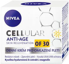 Nivea dnevna krema Cellular Anti-Age SPF 30, 50 ml