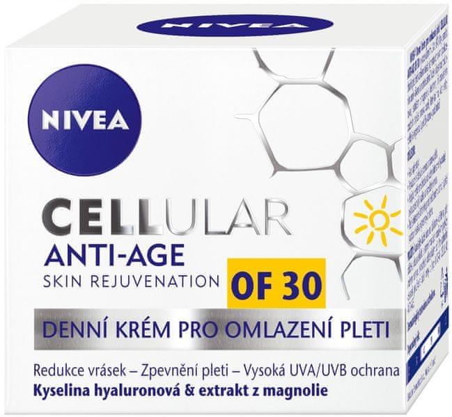Nivea Denní krém Cellular Anti-Age SPF 30