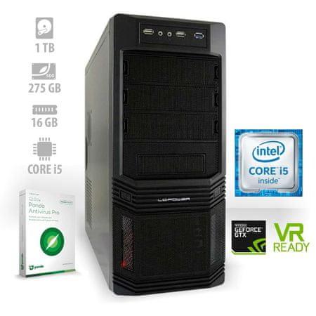 mimovrste=) namizni računalnik Nitro PF7 i5-6400/16GB/275+1TB/GTX1050/FreeDOS