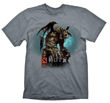 Majica Dota 2, Roshan, L, siva
