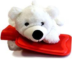 Albert Termofor detský Ľadový medveď