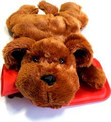 Albert Termofor detský Pes tmavý