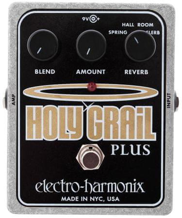 Electro-Harmonix Holy Grail Plus Gitarový efekt