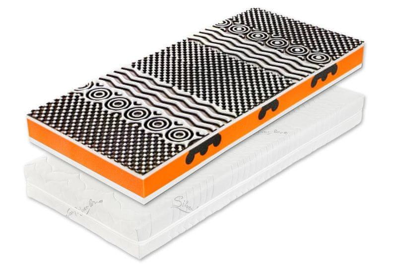 Tropico Triker 2000 - 22 cm akce 1+1 matrace zdarma - 90x200 cm