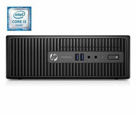 HP stolno računalo ProDesk 400 G3 SFF i3-6100/4GB/500GB/W10P (X3K60EA)