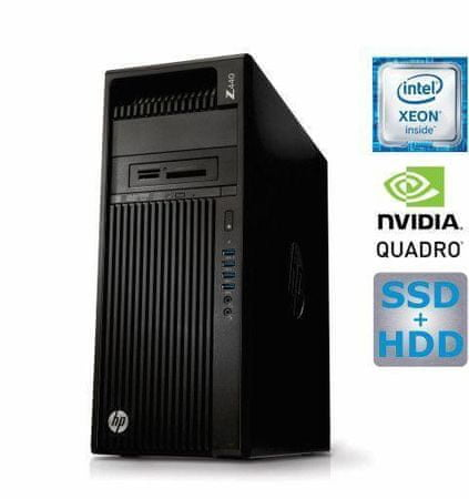 HP stolno računalo Z440 E5-1650v4/32GB/512GB+2TB/QuadroM4000/W10P (F5W13AV)