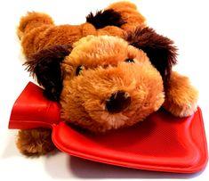 Albert Termofor detský Pes svetlý