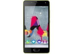 Wiko smartfon UFeel Lite Limonkowy