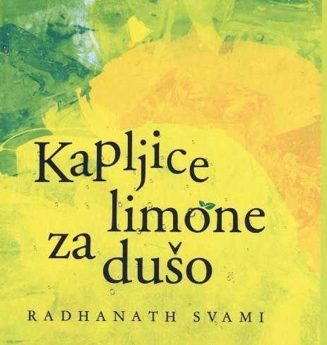 Radhanath Svami: Kapljice limone za dušo