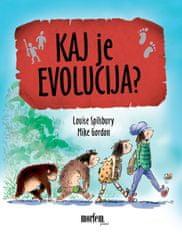 Louise Spilsbury: Kaj je evolucija?