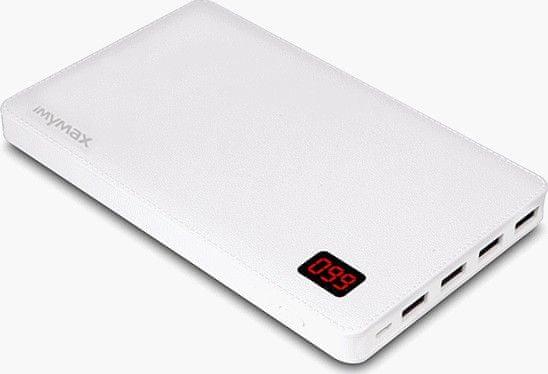 iMyMax Notebook Power Bank 30000mAh White