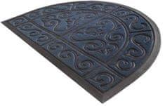 York Rohožka půlkruh 50 x 80 cm