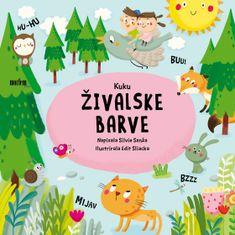 Silvie Sanža: Živalske barve