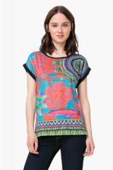 Desigual T-shirt damski Amaia