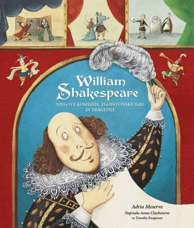 Anna Claybourne, Timothy Knapman: William Shakespeare