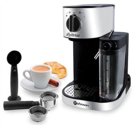 ROHNSON R-975 Eszpresszó kávéfőző