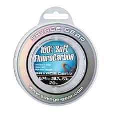 Savage Gear Florocarbon Soft Fluoro Carbon 50 m