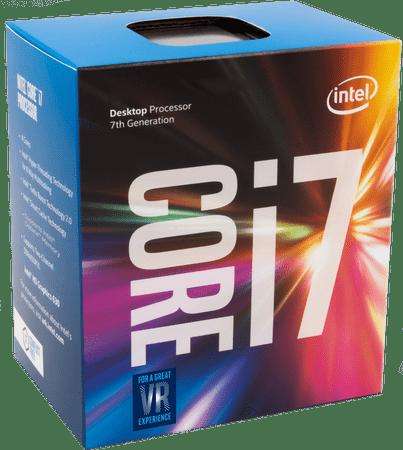 Intel procesor i7-7700K BOX, Kaby Lake