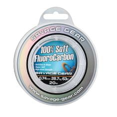 Savage Gear Fluorocarbon Soft Fluoro Carbon 35 m