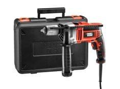Black+Decker udarni vrtalnik KR805K