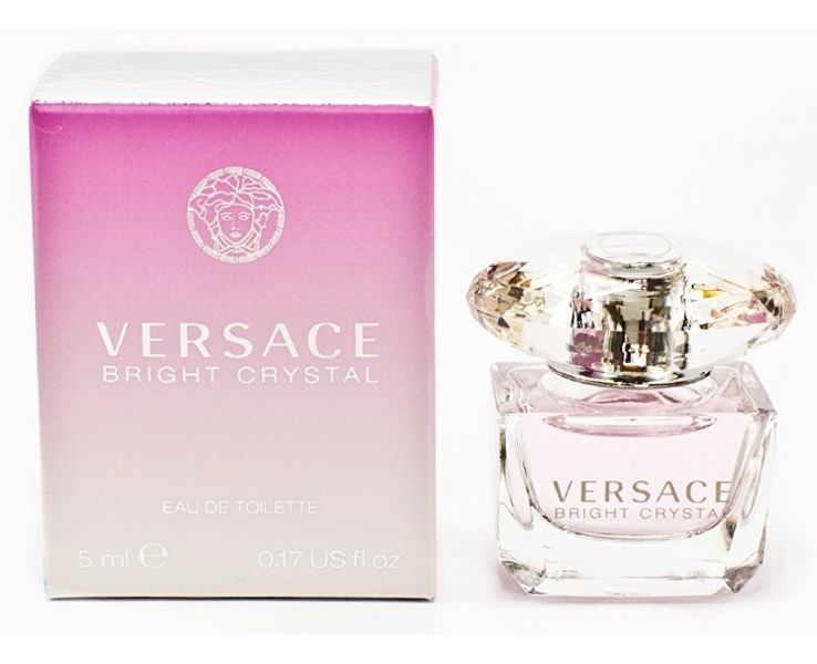 Versace Bright Crystal - miniatura EDT 5 ml