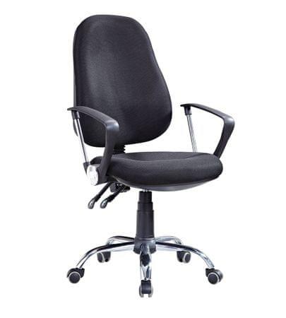 Pisarniški stol RR106, črn