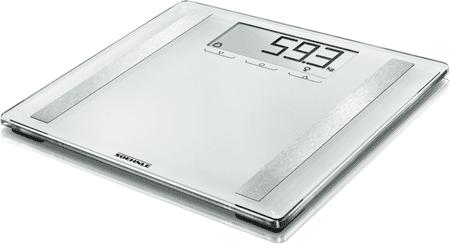 Soehnle Style Sense Control 200 Digitális mérleg, Fehér
