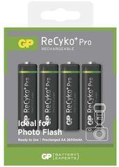 GP ReCyko+ Pro AA 2600mAh 4ks